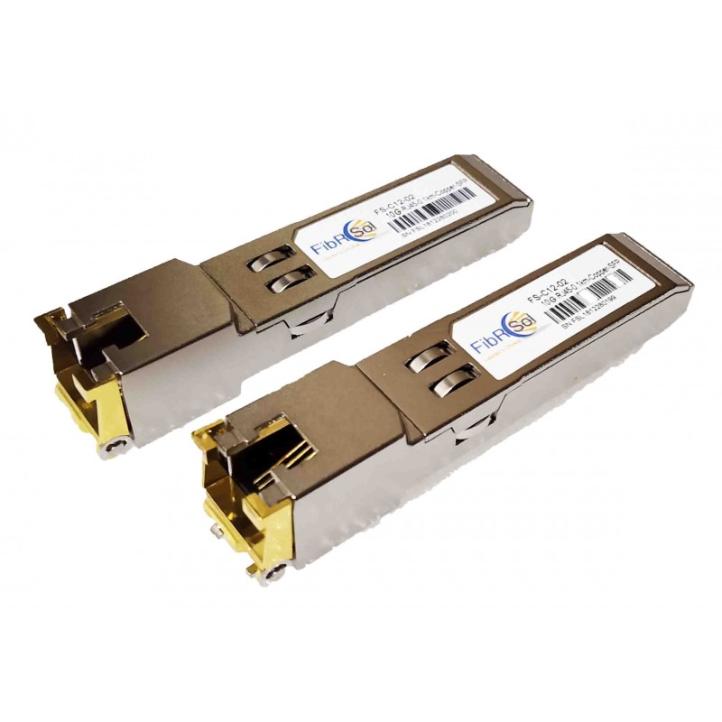 10G Copper Transceiver