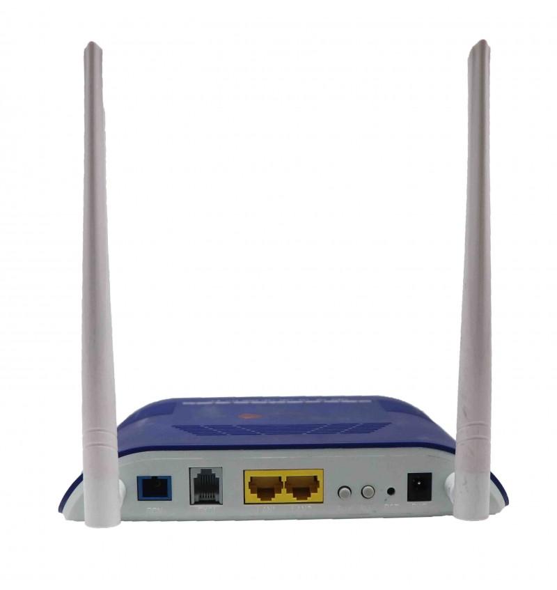 FS-2LAN+1POTS+WiFi Dual Mode